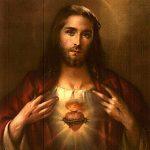 Moldados no braseiro ardente do Coração de Jesus