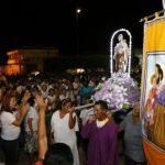 Multidão de fieis celebram seu Padroeiro São José