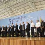 Nova presidência da CNBB toma posse e concede entrevista coletiva