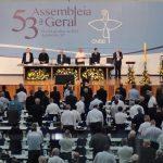 Cerimônia marca abertura da 53ª Assembleia da CNBB