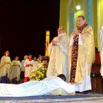 Diocese de Salgueiro ordena mais um diácono.