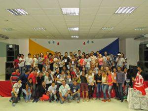II Assembleia Diocesana da Juventude da Diocese de Salgueiro em Araripina