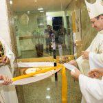 Inauguração das novas instalações da cúria diocesana
