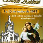 Trezena de santo Antonio tem início hoje