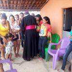 Visita pastoral à Paróquia Nossa Senhora da Conceição – Cabrobó