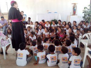 Visita Pastoral à Cidade de Cabrobó-PE_Ida de Dom Magnus às Comunidades de Pinhões,  Santa Cruz,  Murice novo,  Murice velho e boa esperança... - 137