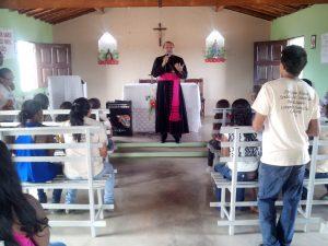 Visita Pastoral à Cidade de Cabrobó-PE_Ida de Dom Magnus às Comunidades de Pinhões,  Santa Cruz,  Murice novo,  Murice velho e boa esperança... - 68