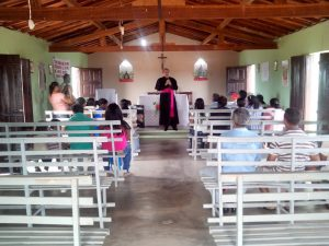 Visita Pastoral à Cidade de Cabrobó-PE_Ida de Dom Magnus às Comunidades de Pinhões,  Santa Cruz,  Murice novo,  Murice velho e boa esperança... - 69