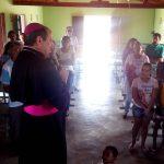 Visita Pastoral à Cidade de Cabrobó-PE_Ida de Dom Magnus às Comunidades de Pinhões,  Santa Cruz,  Murice novo,  Murice velho e boa esperança... - 90