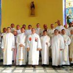 Clero diocesano de Salgueiro em Curso de Formação Permanente