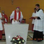 Consagração do Altar da Igreja do Jacaré em Ouricuri