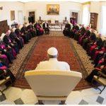 Papa Francisco: o bispo é modelo para os seus sacerdotes