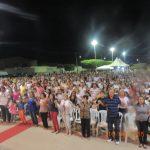 Missa de encerramento da família marcado por bênçãos e momentos marcantes na Igreja do Carmo em Ouricuri