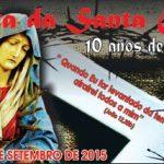 Pe. Erasmo Anuncia Lançamento da Festa da Venerada Santa Cruz em Salgueiro