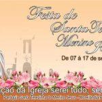 Programação da Festa De Santa Terezinha em Moreilândia