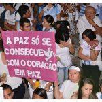 Área Pastoral São Lucas realiza Caminhada pela Paz, em Ouricuri.