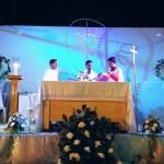 Comunidade de Gergelim celebra Nossa Senhora de Fátima, sua excelsa padroeira.