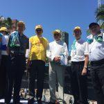 9ª edição da Caminhada Sim à Vida promovida por a Arquidiocese de Olinda e Recife.