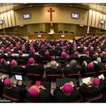 Sínodo, expressão da colegialidade episcopal.