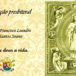 Ordenação Presbiteral do Diácono Francisco Leandro dos Santos