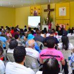 Segundo dia da Assembleia de Pastoral Debate Diretrizes da Ação Evangelizadora no Brasil