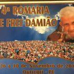 4ª Romaria de Frei Damião de Bozzano, em Ouricuri