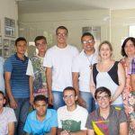O Serviço de Animação Vocacional, da diocese de Salgueiro, promoveu encontro com os candidatos a ingressarem no seminário em 2016.