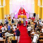 Paróquia Santo Antônio Celebra pela Segunda vez o Dia da Misericória com Diversas Atividades