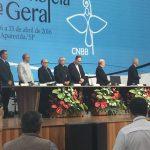 Dom Magnus participa da 54ª Assembléia Geral da CNBB A 54ª