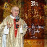 Feliz aniversário Padre Antonio Pizzuto