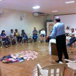 Encontro visa a qualificação dos fieis leigos que se dedicam as pastorais e movimentos da diocese