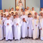 Seminário é dedicado ao ensino básico dos vocacionados em preparação para a filosofia e teologia
