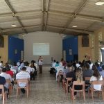 Formação busca refinar o conhecimentos dos participantes acerca da administração contábil dos departamentos da diocese