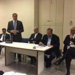 Bispos do Regional NE II reúnem-se com o Governador de Pernambuco