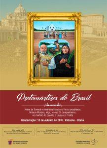 Cartaz Canonização