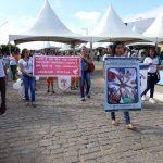 A Caminhada pela Paz tem como objetivo promover a reflexão sobre o combate e superação da violência