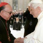 Cardeal Damasceno de Assis fala sobre os 91 anos de Bento XVI celebrados hoje, 16/04
