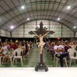 Momento reuniu autoridades municipais e demais lideranças religiosas em torno da súplica do povo que luta parar superar a tragédia