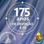 Trezena celebrou jubileu de 175 anos de fundação da paróquia Catedral e reuniu multidões todos os dias