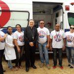 Ação caritativa faz parte do serviço prestado pela Diocese na recuperação dos dependentes químicos